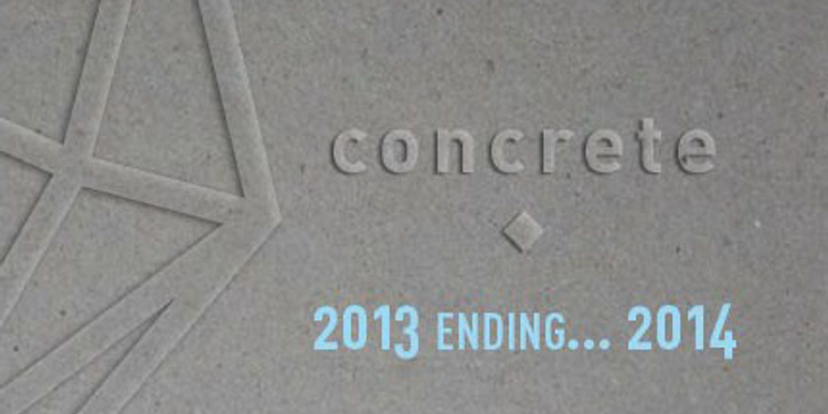 Réveillon - Concrete NYE