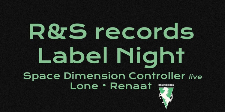 R&S Records: Space Dimension Controller (Live), Lone, Renaat