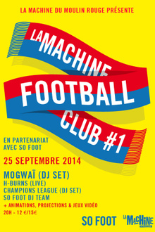 La Machine Football Club #1