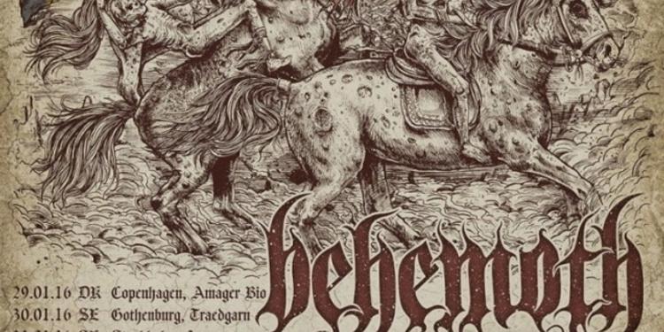 Behemoth + Abbath en concert