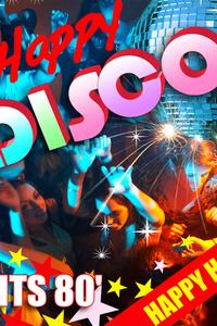 afterwork happy disco - Hide Pub - lundi 25 novembre