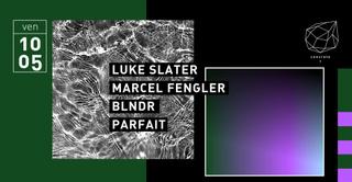 Concrete: Luke Slater Marcel Fengler BLNDR Parfait