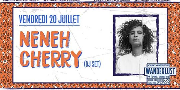 Neneh Cherry (dj set)