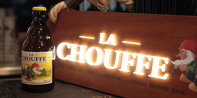 La Chouffe festival!