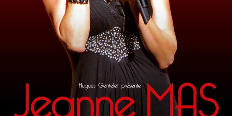 Jeanne Mas en concert