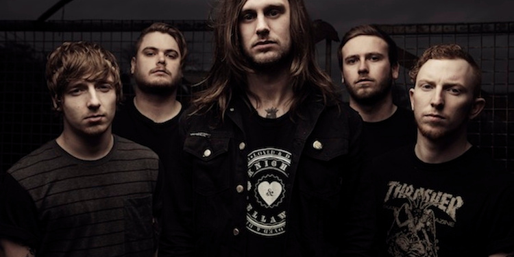 While she sleeps + Cancer Bats + guests