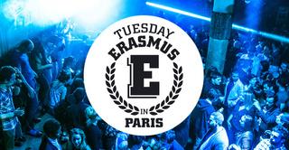 TUESDAY ERASMUS IN PARIS