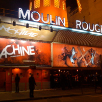 Machine du Moulin Rouge