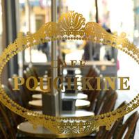 Le Café Pouchkine Francs Bourgeois