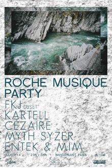 Roche Musique Party