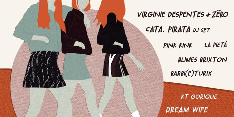 Festival – Les Femmes s'en Mêlent#21 – Paris