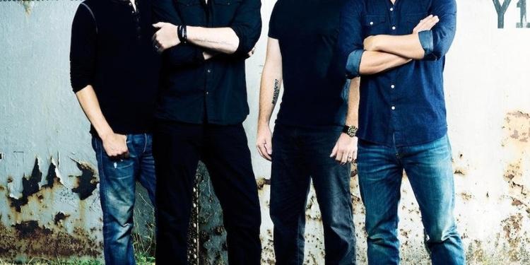 Annulé - Nickelback en concert