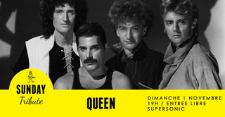Sunday Tribute - Queen // Supersonic