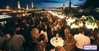 International Erasmus Party in Paris
