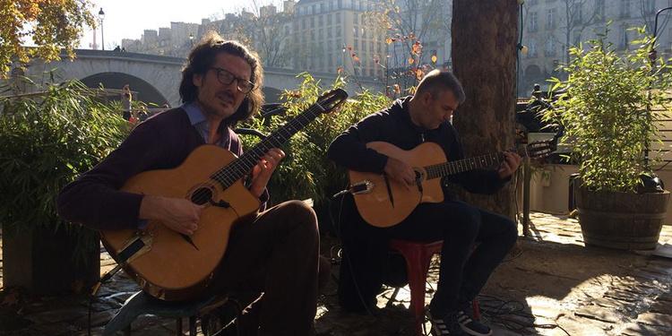 Romain Brizemur Trio