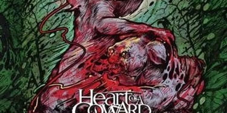 Thy Art Is Murder + heart of a coward + aegaeon + aversions crown