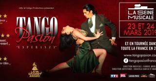 Tango Pasión à la Seine Musicale de Boulogne Billancourt
