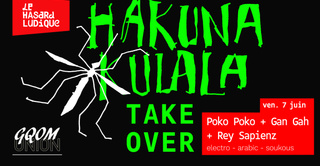 Hakuna Kulala Takeover