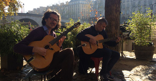 Romain Brizemur Duo Brunch