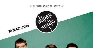 Sløtface en concert au Supersonic (Free entrance)
