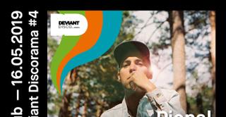 Deviant Discorama 4: Pional, Eva Peel, Basseline Boys