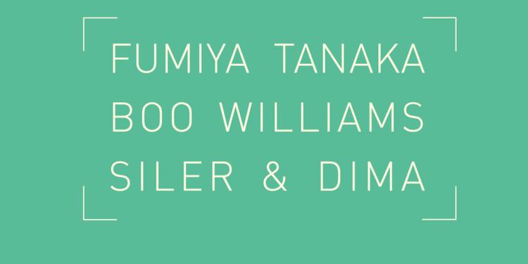 Popcorn Records : Fumiya Tanaka, Boo Williams, Siler & Dima