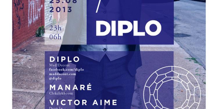 Diplo DJ Set - Annulé