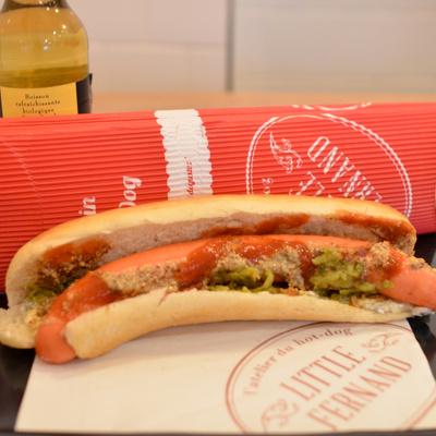 Little Fernand : par ici les hot-dogs à la française !