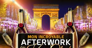 MON INCROYABLE AFTERWORK EXCEPTIONNEL & EXCLUSIF @ THE KEY CLUB PARIS !!
