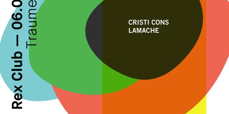 Traumer Invite Cristi Cons & Lamache