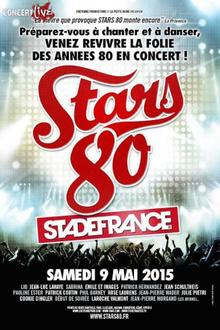Stars 80, le concert !