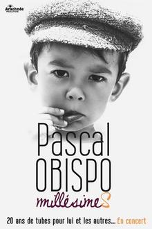 Pascal Obispo  MillésimeS