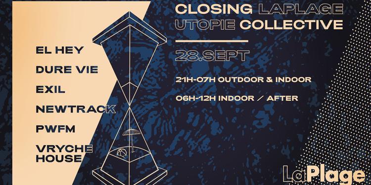 Closing LaPlage : Utopie collective