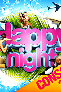 happy night - Hide Pub - samedi 15 août