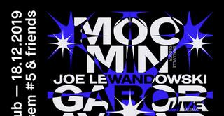 Amsem (5) & Friends: Moomin, Aymar, Gabor Live, Joe Lewandowski