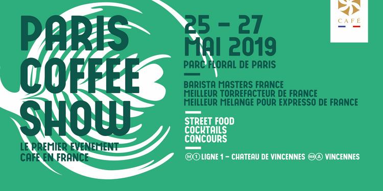 Paris Coffee Show