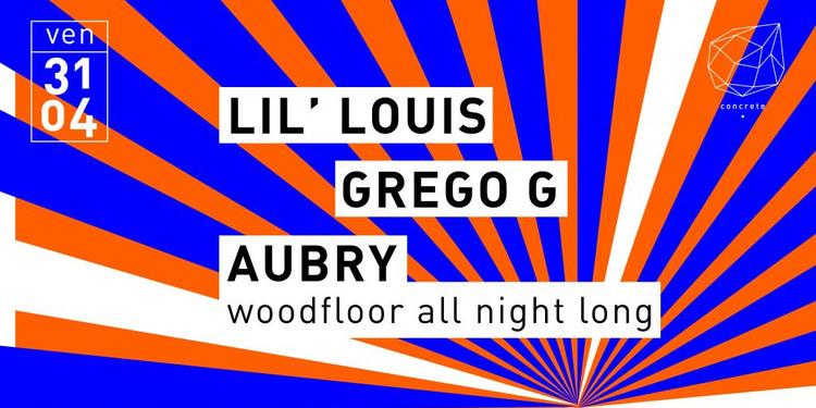 Concrete: Lil'louis, Grego G, Aubry
