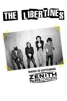 The Libertines en concert