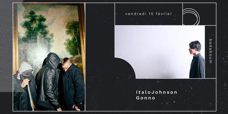ItaloJohnson, Gonno