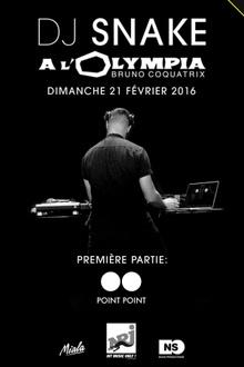 DJ SNAKE à l'Olympia