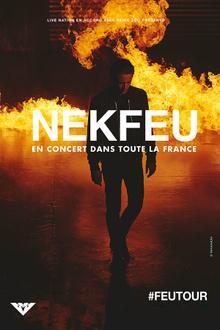 Nekfeu en concert