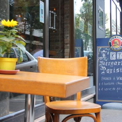 Kiez Biergarten : le spot le plus deutsch de Paris