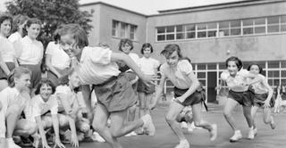 A l'école du sport avec Bercy Village