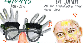 Vie Garantie with Izabel, SFV Acid, Aller Simple, Marion Guillet