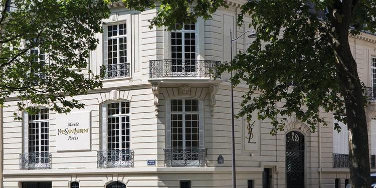 Musée Yves Saint-Laurent Paris