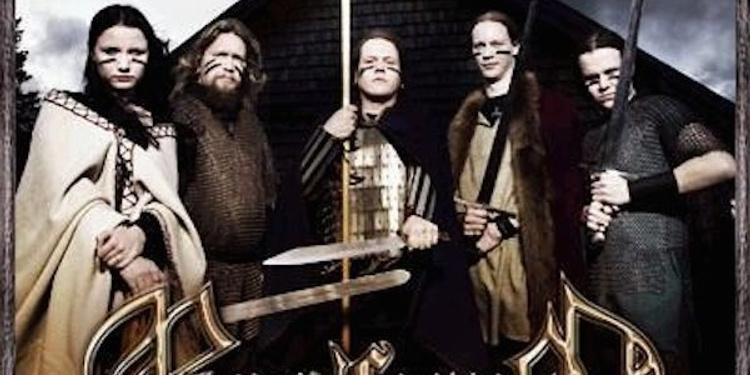 Ensiferum - one man army tour 2015