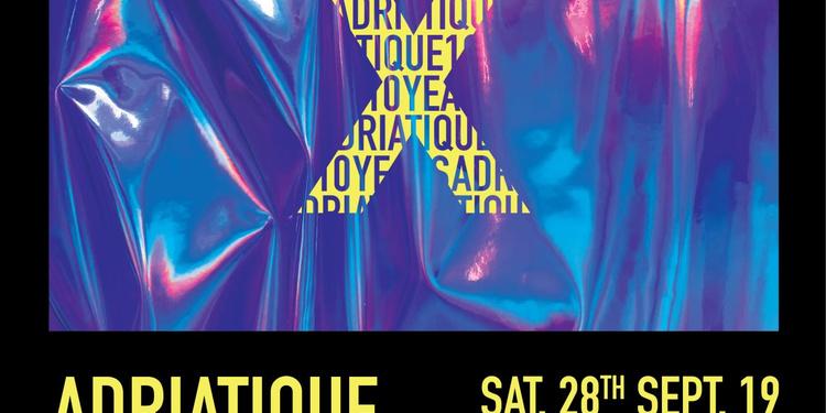 Adriatique presents: X at Badaboum