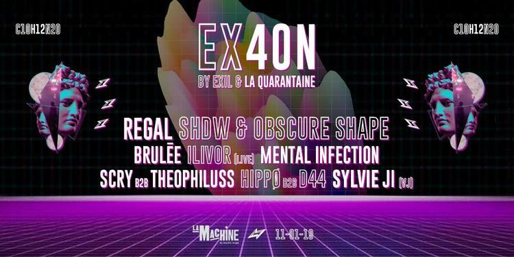 Ex40n #1: Antidote Mécanique