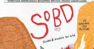 SoBD 2019 - Toute la Bande Dessinée au Cœur de Paris