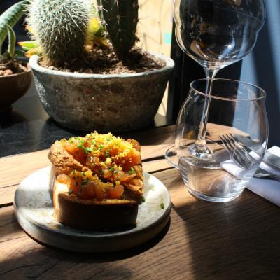Restaurant Vava, nouvelle table dans le 18ème